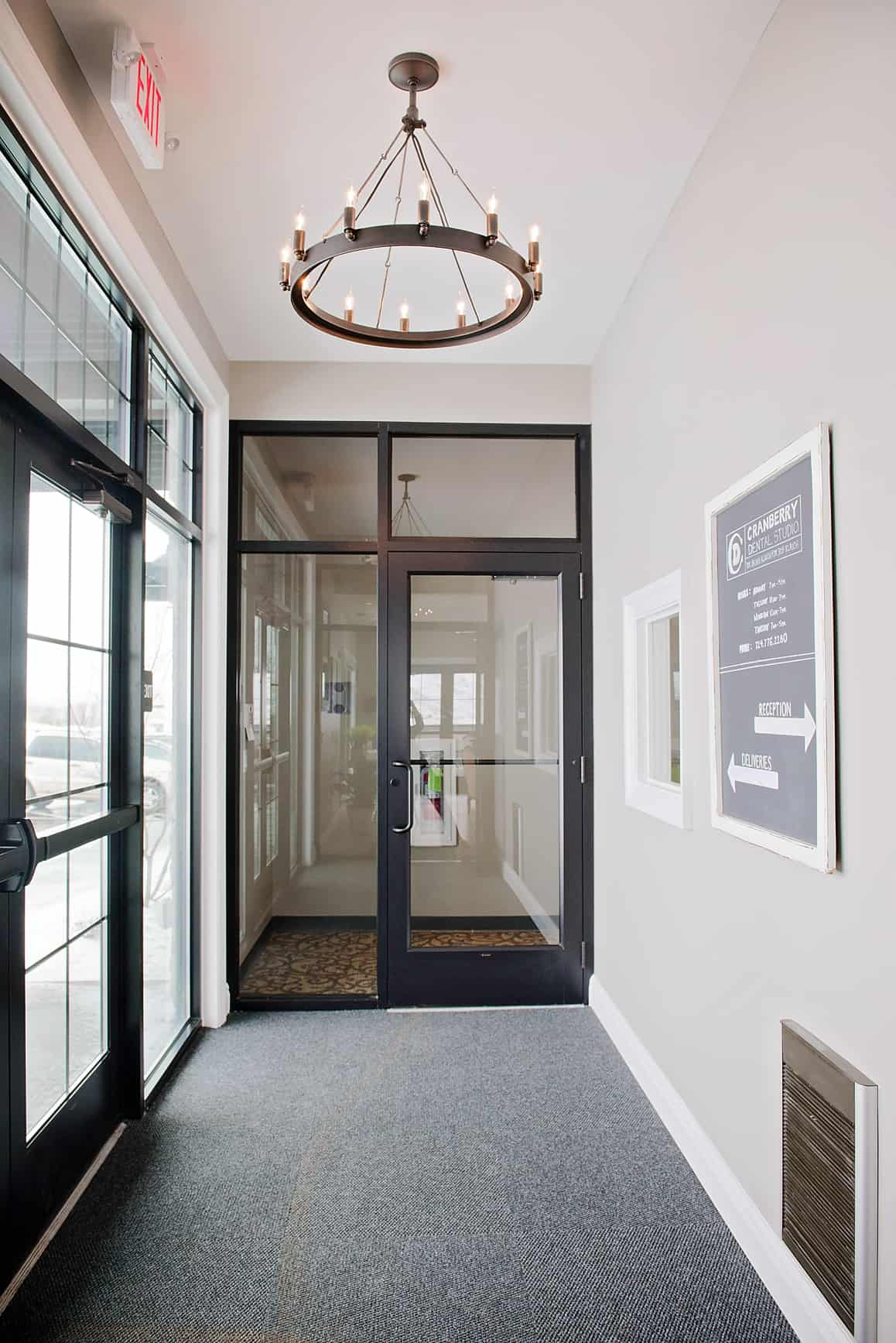 Cranberry Dental Studio | Vestibule