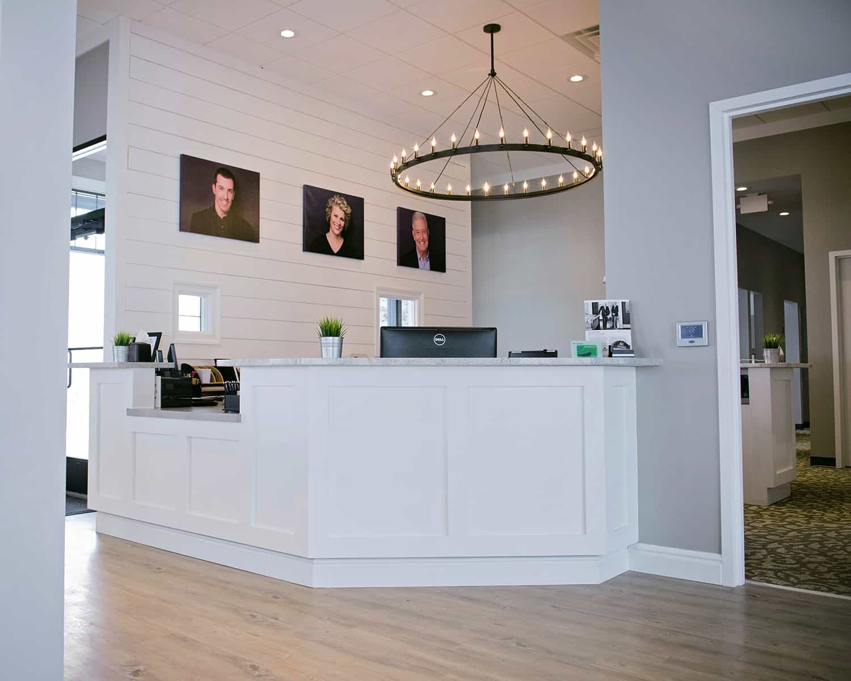 Cranberry Dental Studio | Front Desk