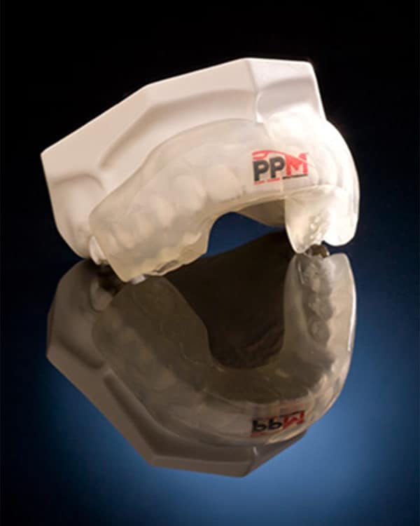 pure power mouthguard helps with your optimal bite