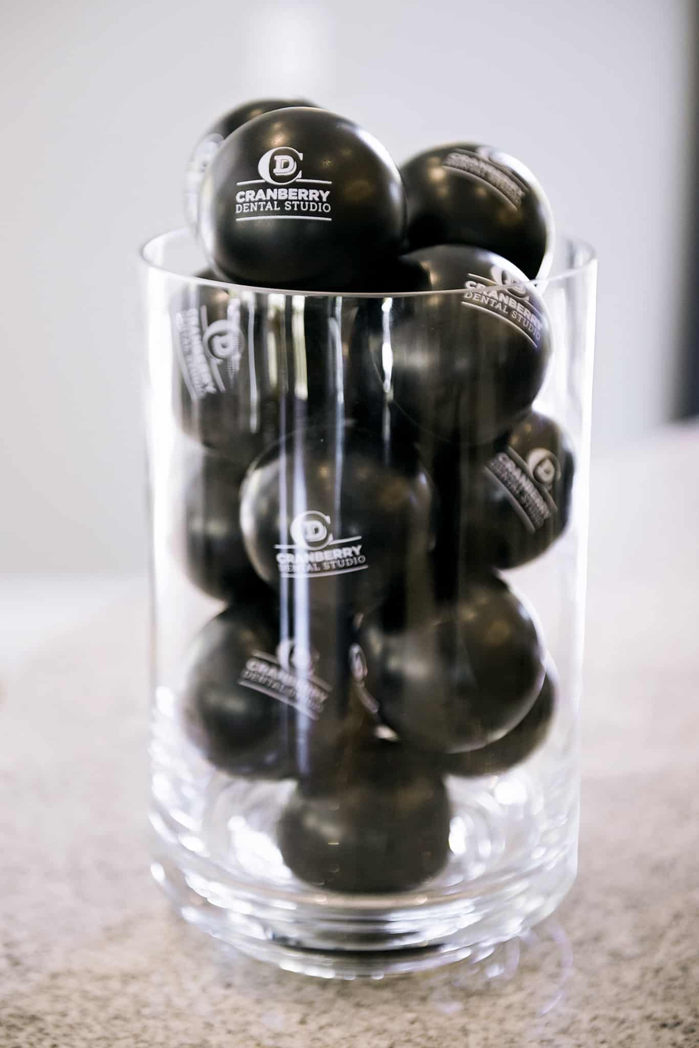 Cranberry Dental Studio | Stress Balls to Help Calm the Nerves