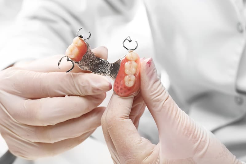 Cranberry Dental Studio | Partial Dentures
