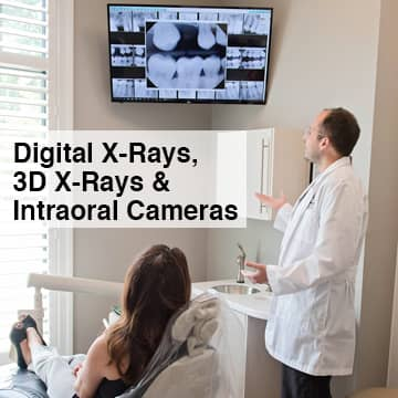 Digital X-Rays, 3D X-Rays | Cranberry Dental Studio
