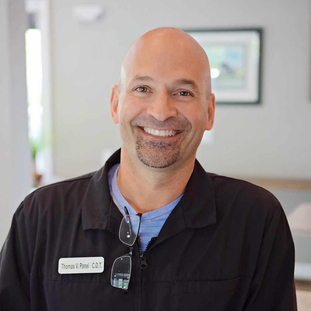 Cranberry Dental Studio | Tom Panei | Certified Dental Technician