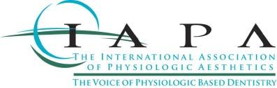 international association of physiological aesthetics logo